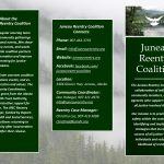 Juneau Reentry Coalition newly designed brochure